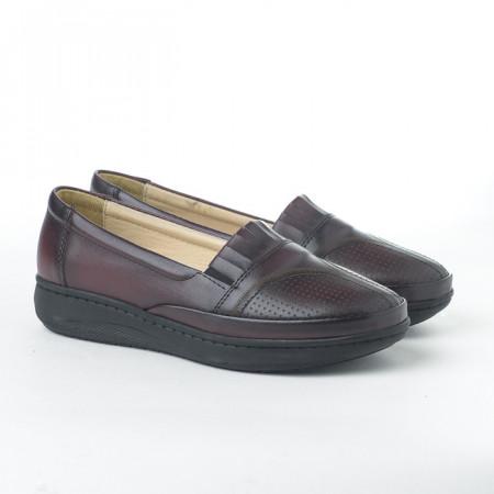 Slika Ženske cipele AS04-1 bordo