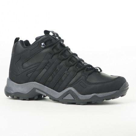 Slika Zimske duboke cipele / patike 3014 crne (brojevi od 36 do 44)