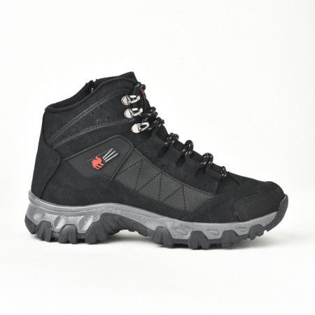 Slika Zimske duboke cipele / patike 4073 crne (brojevi od 36 do 44)