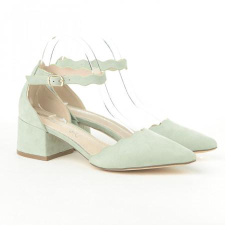 Slika Sandale, cipele na malu štiklu LS772005 mint