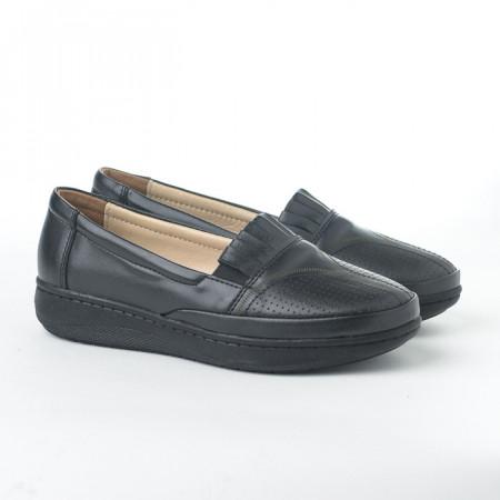 Slika Ženske cipele AS04-1 crne