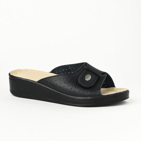 Slika Anatomske papuče MEDICAL 312S crne