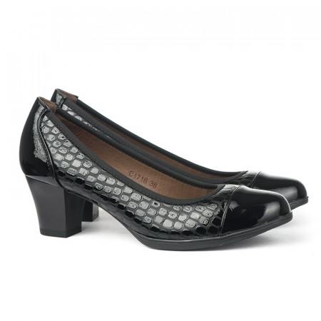Slika Cipele na štiklu C1716B crne