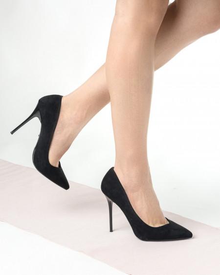 Slika Cipele na štiklu L242010 crne