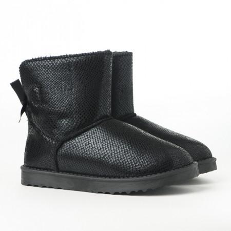 Slika Poluduboke tople čizme LH75027-2 crne