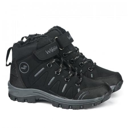 Slika Zimske cipele / patike 4053 crne