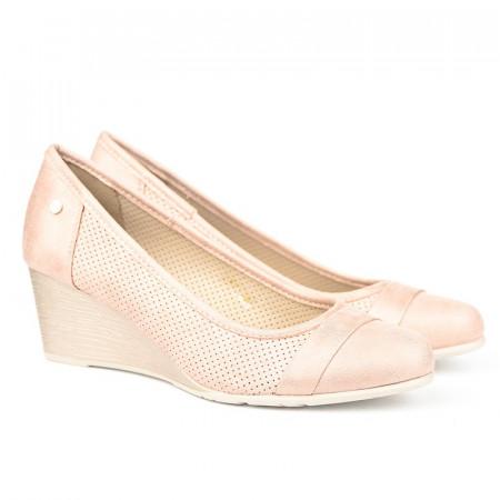Slika Cipele / baletanke na malu petu K1 bež