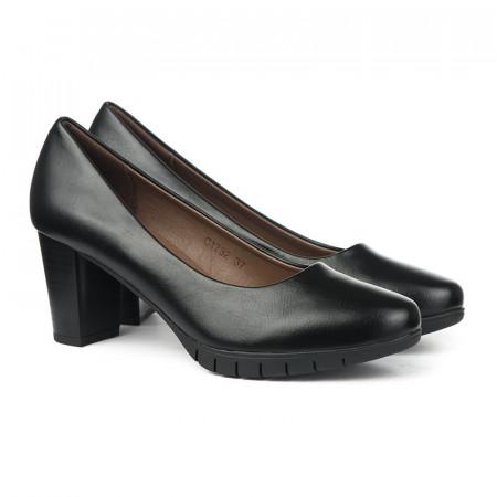 Slika Cipele na štiklu C1732 crne