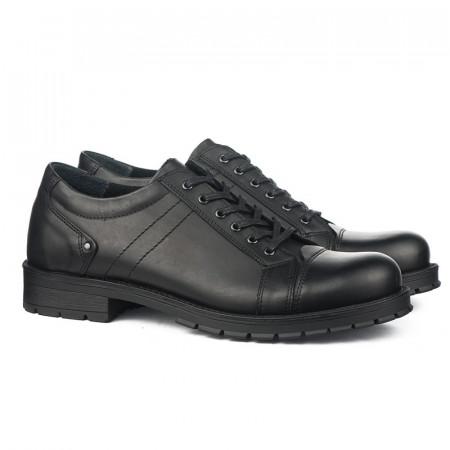 Slika Muške kožne cipele 506 crne