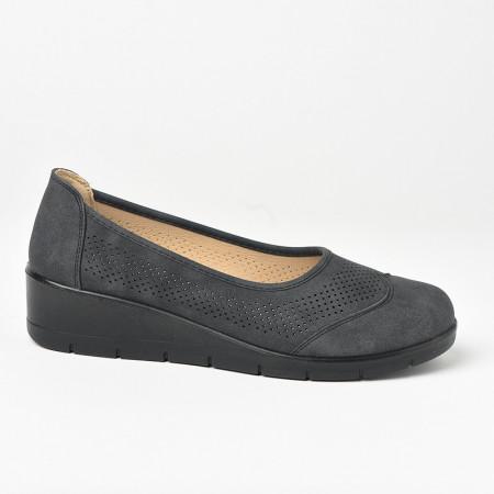 Slika Ženske cipele L081910 crne