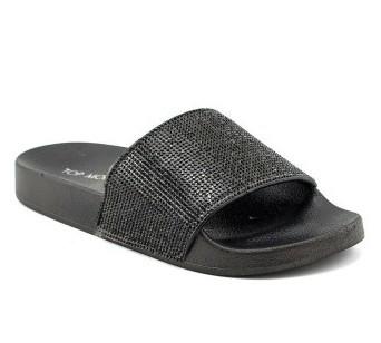 Slika Ženske papuče LP91211 crne