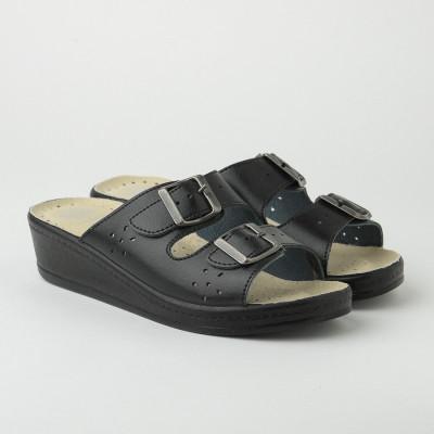 Anatomske papuče MEDICAL 400-S crne