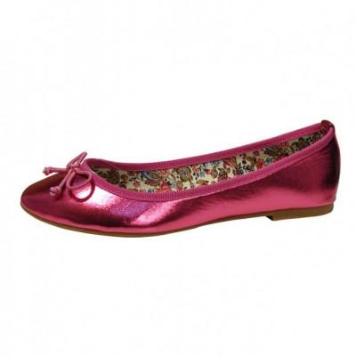 Baletanke L27301 metalik roze