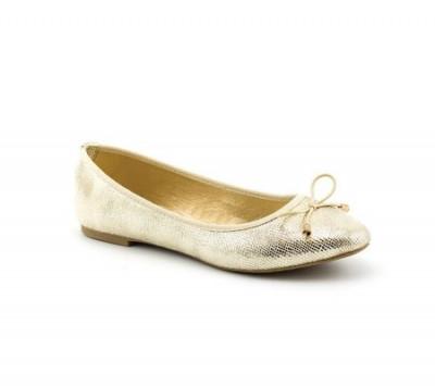 Baletanke L90003 zlatne