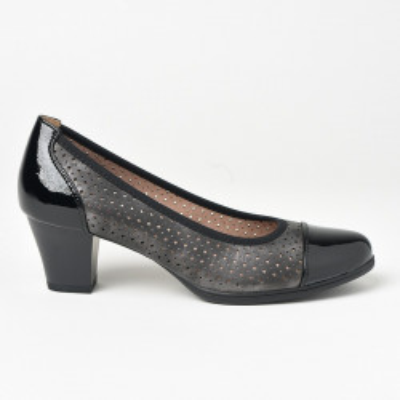 Cipele na štiklu C953 crne