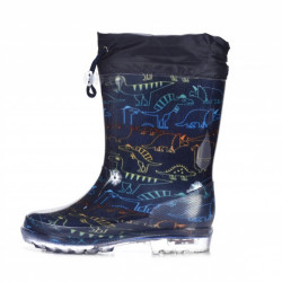 Gumene postavljene čizme CH122011 plave