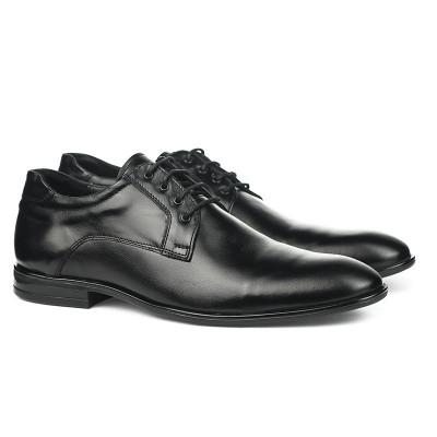 Kožne muške cipele Gazela 3377 crne