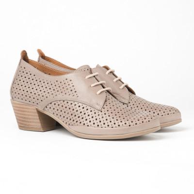 Kožne ženske cipele 1225 drap