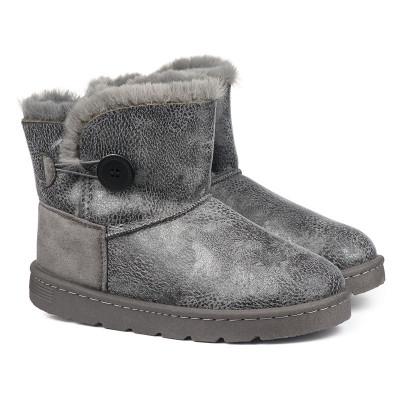 Tople čizme LH181800 sive