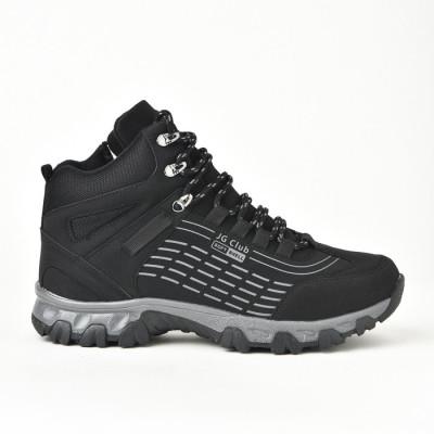 Zimske duboke cipele / patike 4068 crne (brojevi od 40 do 44)