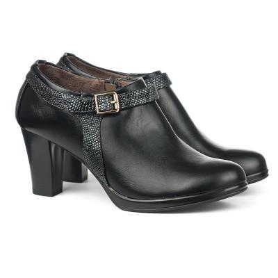 Cipele na štiklu C1673 crne