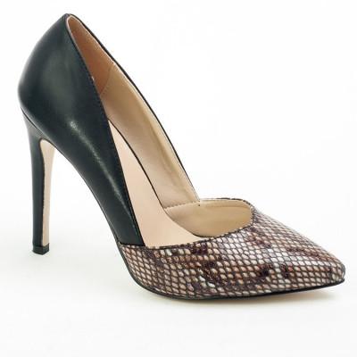 Cipele na visoku štiklu WSH06007 zmija
