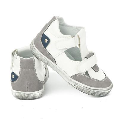 Dečije cipele sa anatomskim uloškom 1025 bele