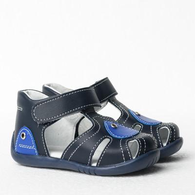 Dečije sandale sa anatomskim uloškom S16 teget
