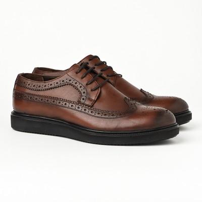 Kožne muške cipele 6000 braon