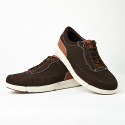 Kožne muške patike/cipele SF401-3 braon