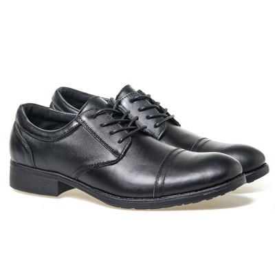 Muške kožne cipele M17078-L crne