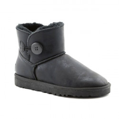 Poluduboke tople čizme LH86601-2 crne