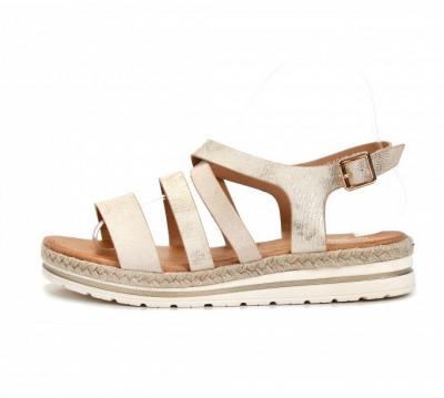 Sandale na debelom djonu LS271912 bež