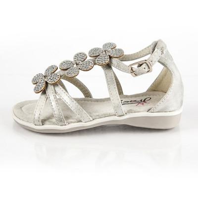 Sandale za devojčice BS27558 srebrne