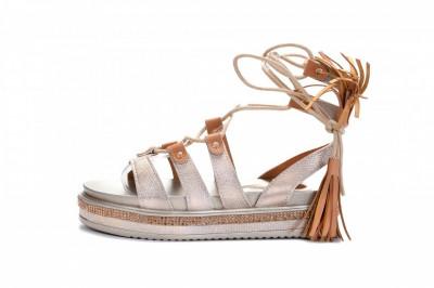 Sandale za devojčice CS791916 zlatne (brojevi od 30 do 35)