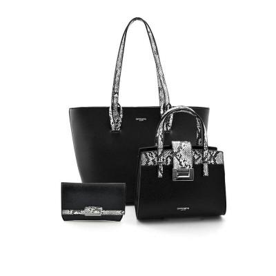 Set torbi T080602 crna