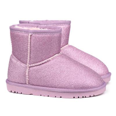 Tople čizmice sa krznom BH591817 pink
