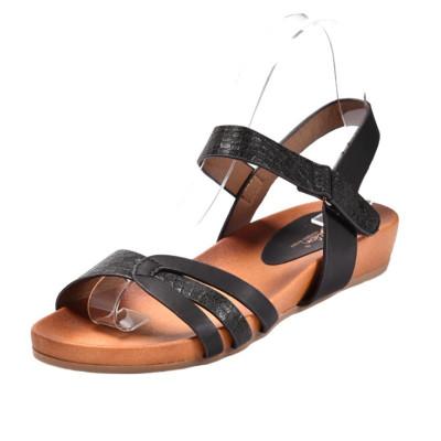 Ženske sandale LS02814 crne