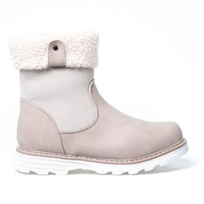 Čizme za devojčice CH2228 bež