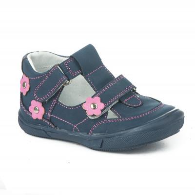 Dečije cipele sa anatomskim uloškom 1015 teget