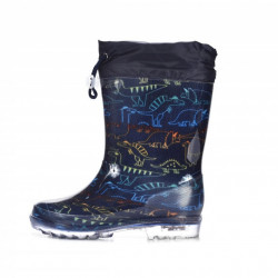 Gumene postavljene čizme BH122005 plave
