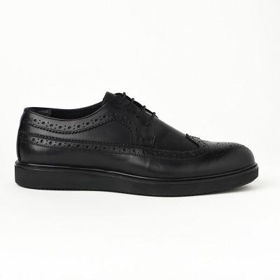Kožne muške cipele 6000 crne