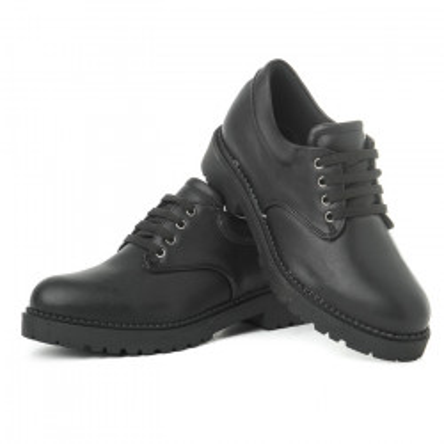 Ravne jesenje cipele 623-860 crne