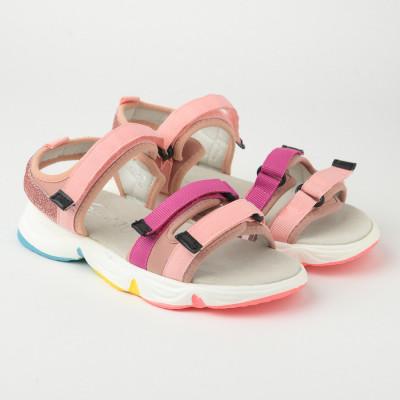 Sandale za devojčice CS252105 roze (brojevi od 31 do 36)