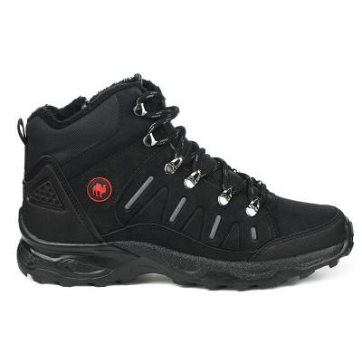 Zimske duboke cipele / patike 4042 crne