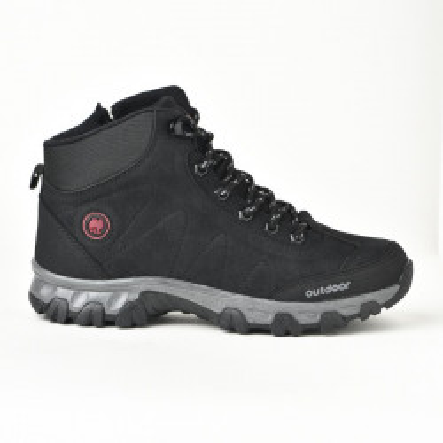 Zimske duboke cipele / patike 4054 crne (brojevi od 36 do 47)
