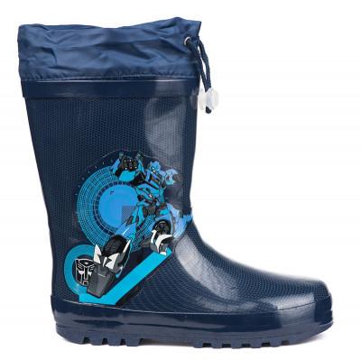 Gumene postavljene čizme CH121810 plave