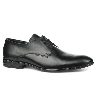 Kožne muške cipele Gazela 3331 crne