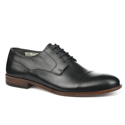 Kožne muške cipele Javina crne