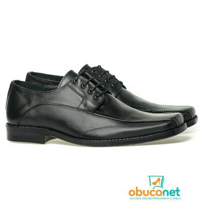 Muške kožne cipele Gazela 3640
